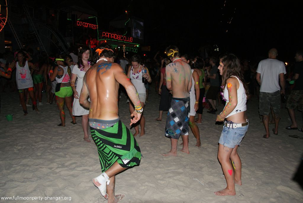 Fullmoonparty Thailand 958