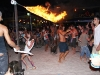 Limbo Feuer Tanz 1 Full Moon Party