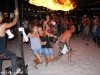 Limbo Feuer Tanz 7 Full Moon Party