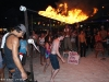 Limbo Feuer Tanz 8 Full Moon Party