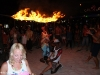 Limbo Feuer Tanz 12 Full Moon Party