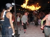 Limbo Feuer Tanz 13 Full Moon Party
