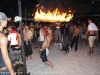 Limbo Feuer Tanz 14 Full Moon Party